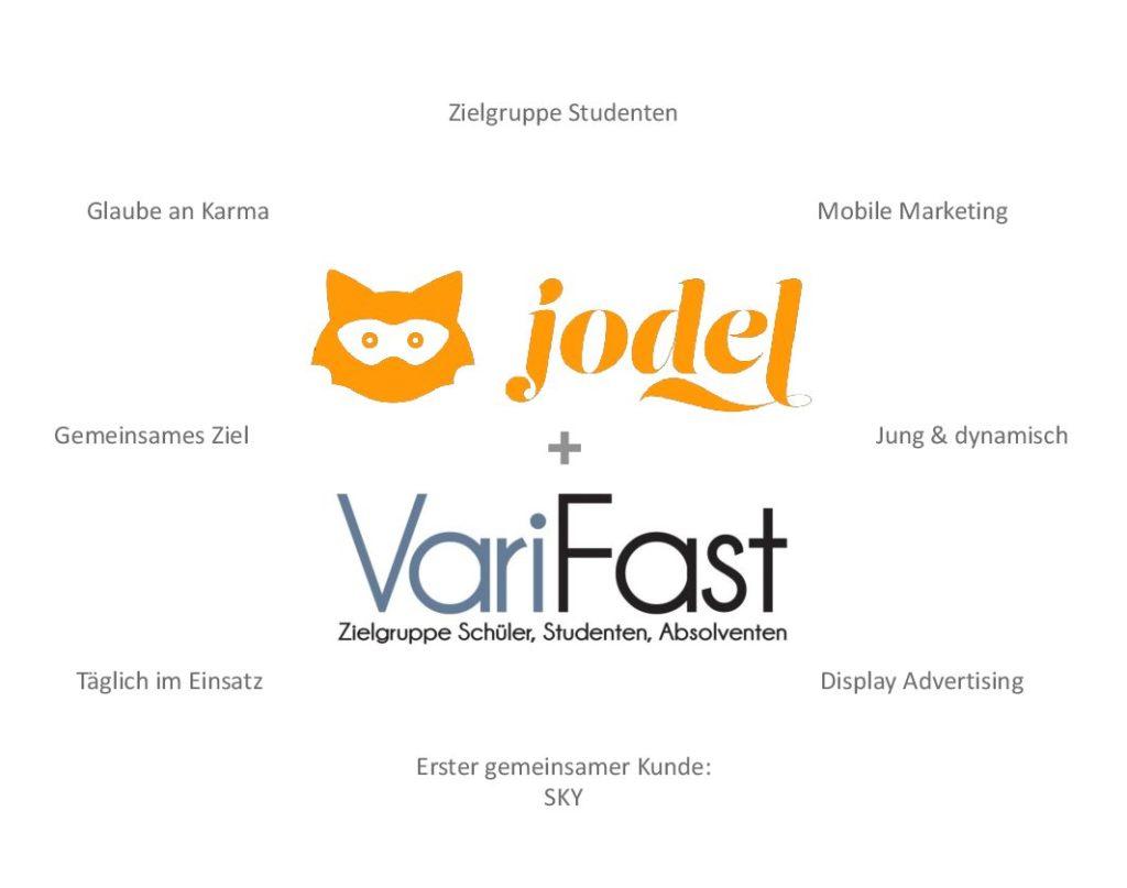 SKY ist erster gemeinsamer Kunde von VariFast und Jodel | VariFast