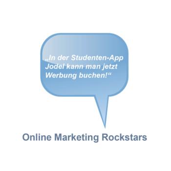 OMR, Mobile Marketing, Online Marketing, Jodel