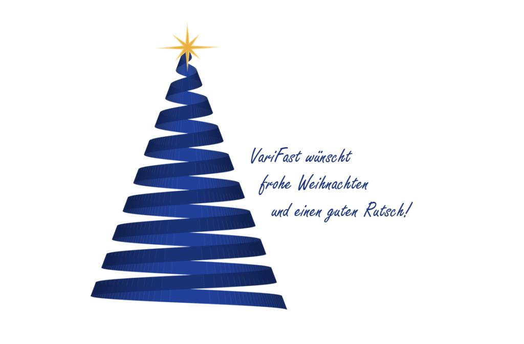 VariFast, Weihnachten, Neujahr