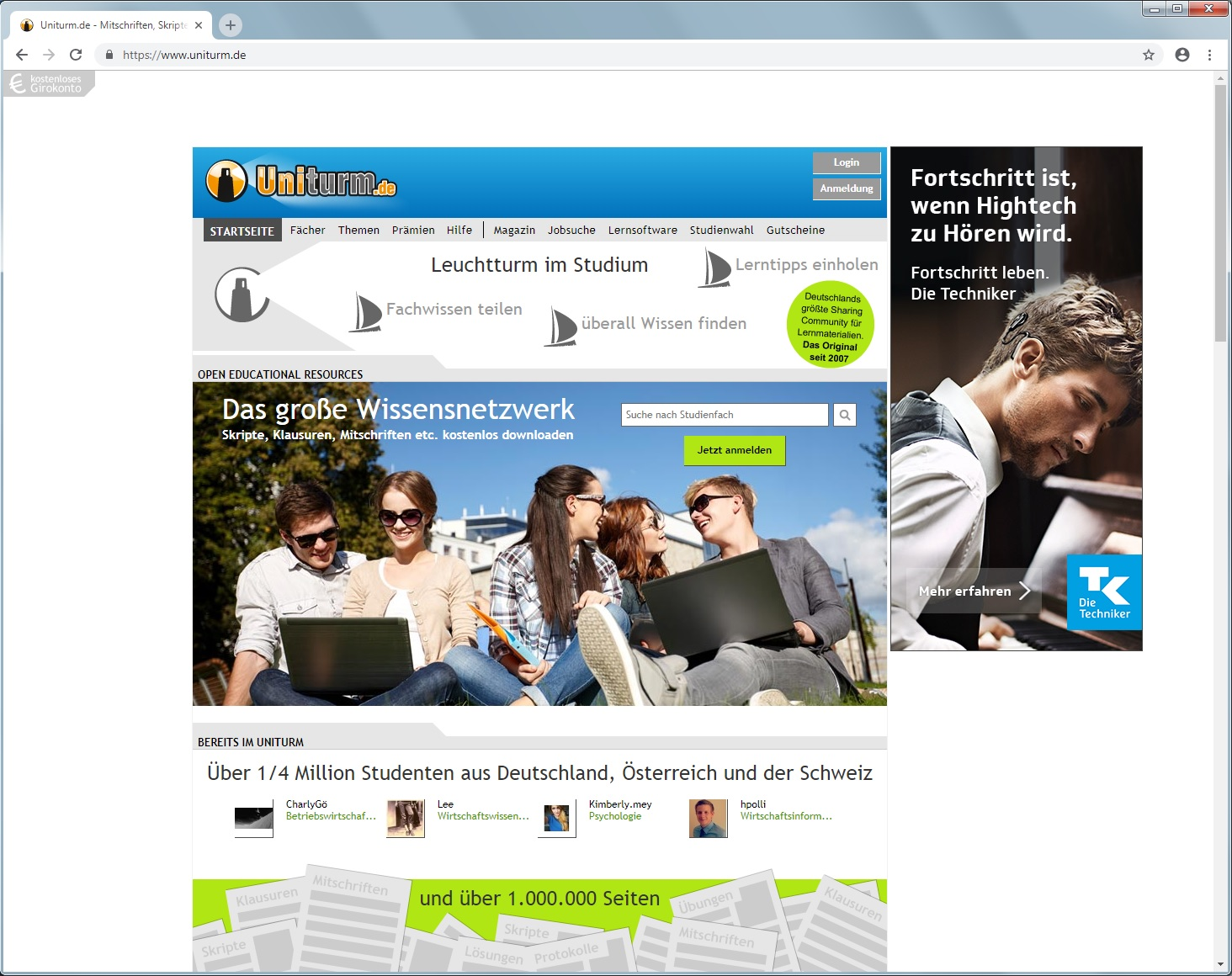 Sonderwerbeform, Portal-Channel, Display Advertising, Halfpage Ad